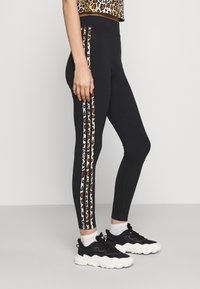 adidas Originals - TIGHT - Leggings - Trousers - black - 3