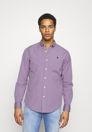 GINGHAM  - Overhemd - red/blue