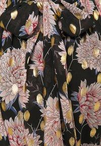 U Collection by Forever Unique - Długa sukienka - black/pink - 2