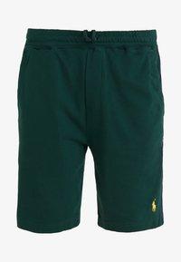 Polo Ralph Lauren - INTERLOCK - Shorts - college green - 3