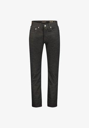 LYON VOYAGE - Slim fit jeans - anthrazit