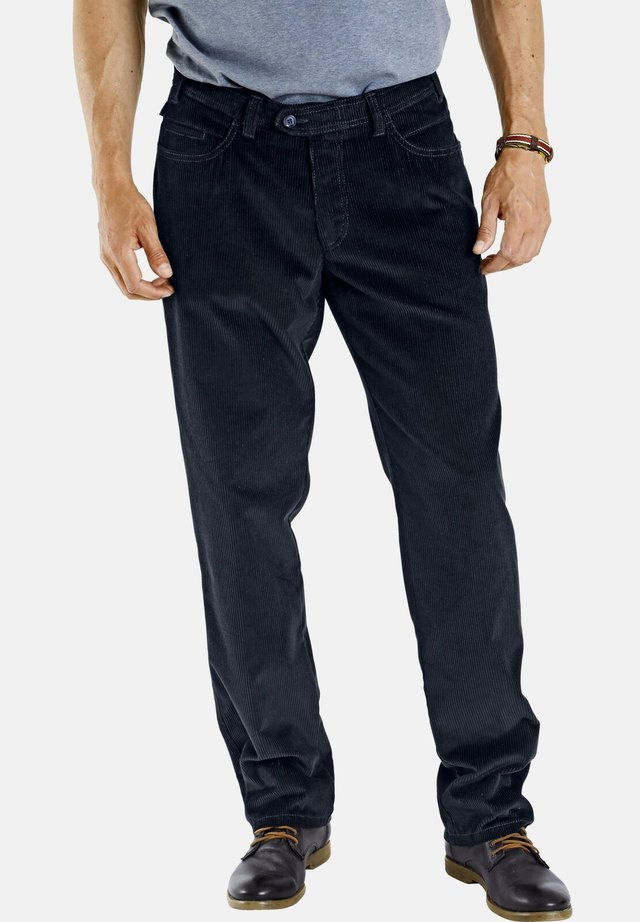 ERLIS - Trousers - dunkelblau