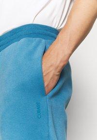 Curare Yogawear - LONG PANTS - Trainingsbroek - light blue - 3