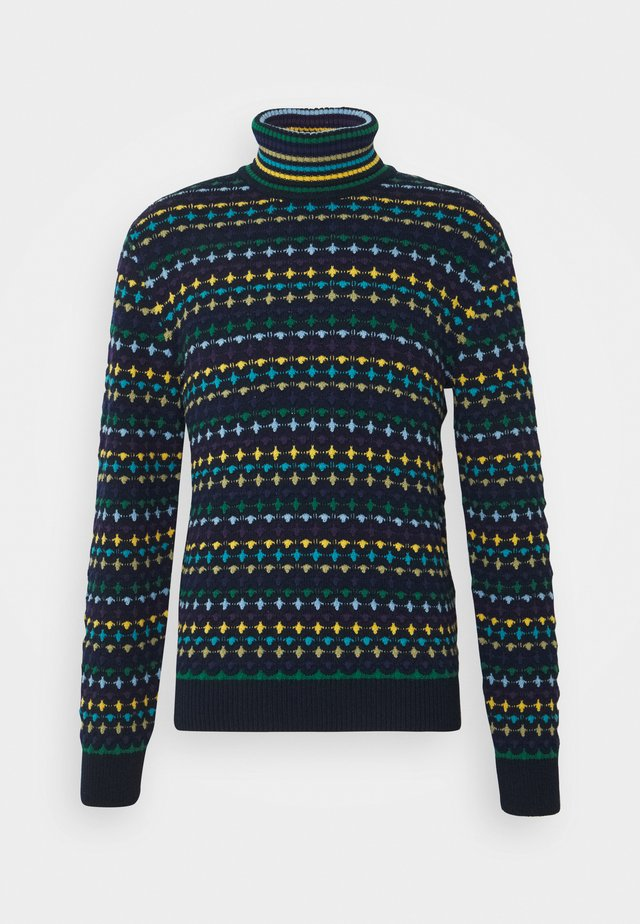 LONG SLEEVE - Pullover - multi coloured
