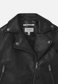 Pepe Jeans - LENA - Chaqueta de cuero sintético - black - 3