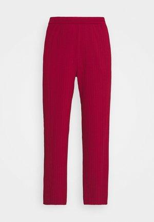 SIBERIA - Trousers - peony pink