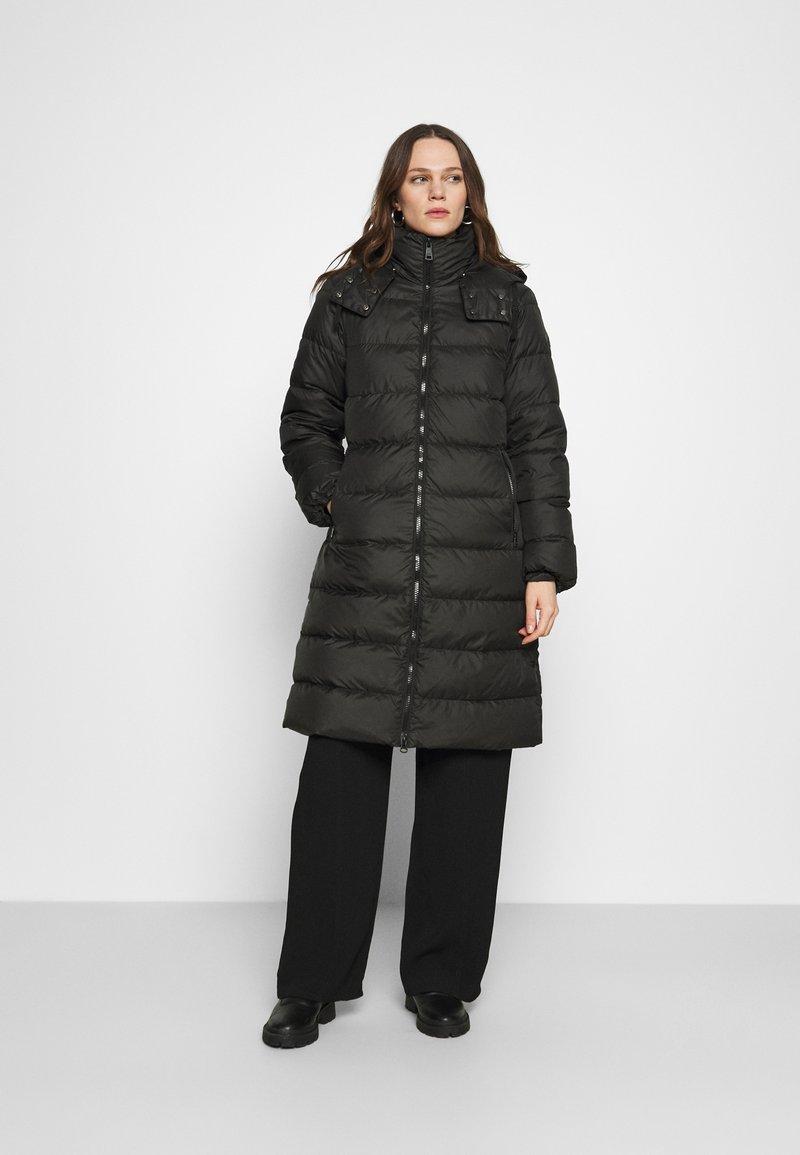 FUCHS SCHMITT - Down coat - black