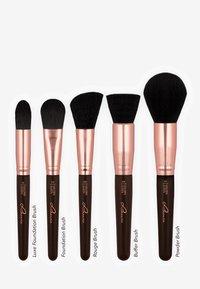 Luvia Cosmetics - BRUSH SET - Kit pennelli - golden queen - 1