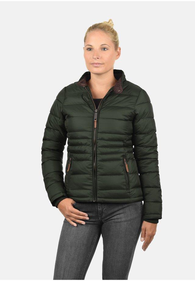 CORA - Winter jacket - khaki