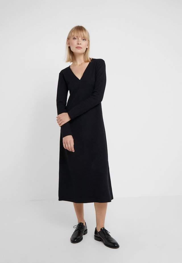 TILDA DRESS - Maxi dress - navy