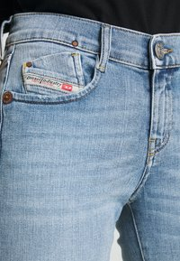 Diesel - D-EBBEY-BS - Flared Jeans - light blue - 3