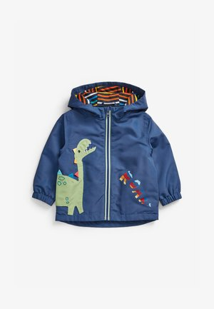 DINO APPLIQUÉ - Light jacket - blue