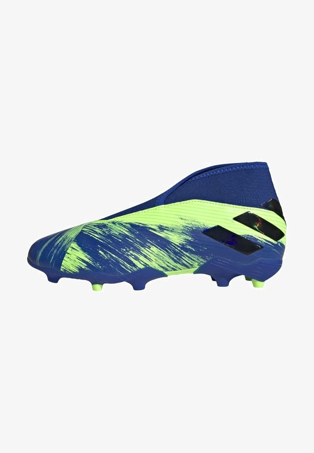 NEMEZIZ 19.3 FIRM GROUND BOOTS - Korki Lanki - green