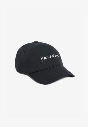 FRIENDS  - Cap - black