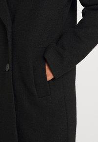 Monki - Classic coat - black - 4