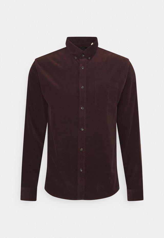 Camicia - bordeaux