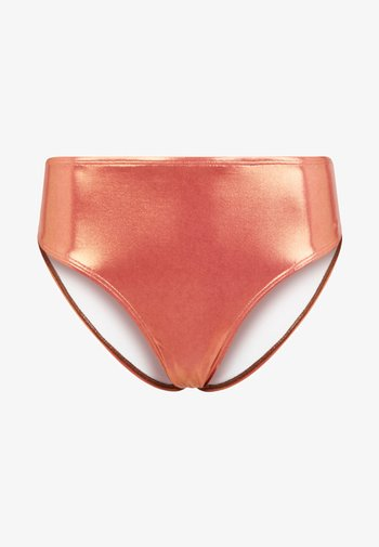 Bikini bottoms - copper