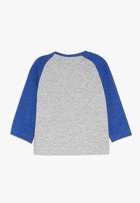 mothercare - BABY REINDEER RAGALN TEE - Long sleeved top - blue - 1