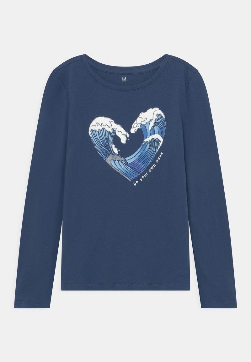 GAP - GIRL - Langarmshirt - blue shade