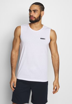 JCOZSLEEVELESS 2PACK - Top - white/black