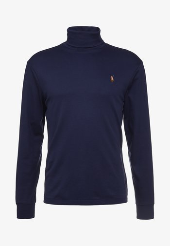 LONG SLEEVE - Long sleeved top - french navy