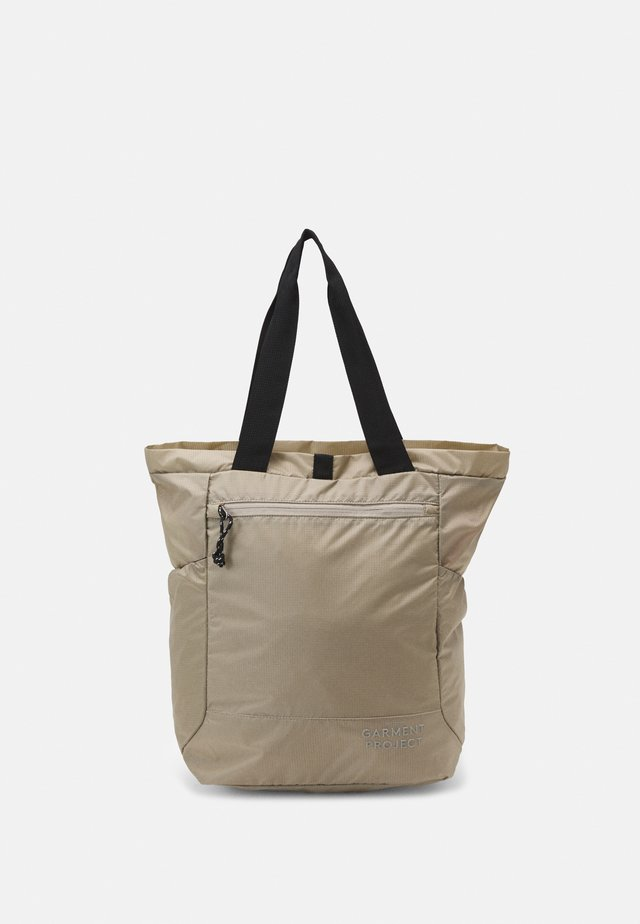 LIGHT TOTE  BAG & BACKPACK - Shopping Bag - earth