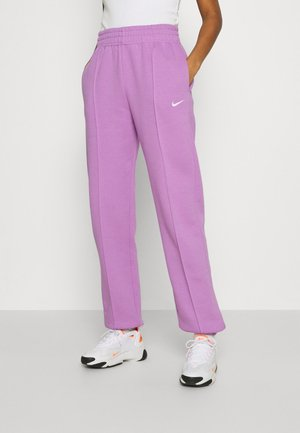 Pantalon de survêtement - violet shock/white