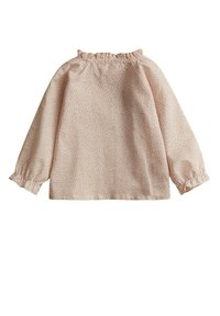 Mango - MARTINA - Button-down blouse - rose - 1