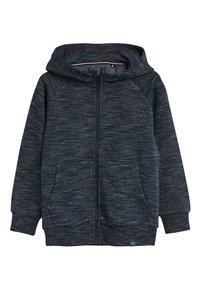 Next - Zip-up sweatshirt - blue - 0