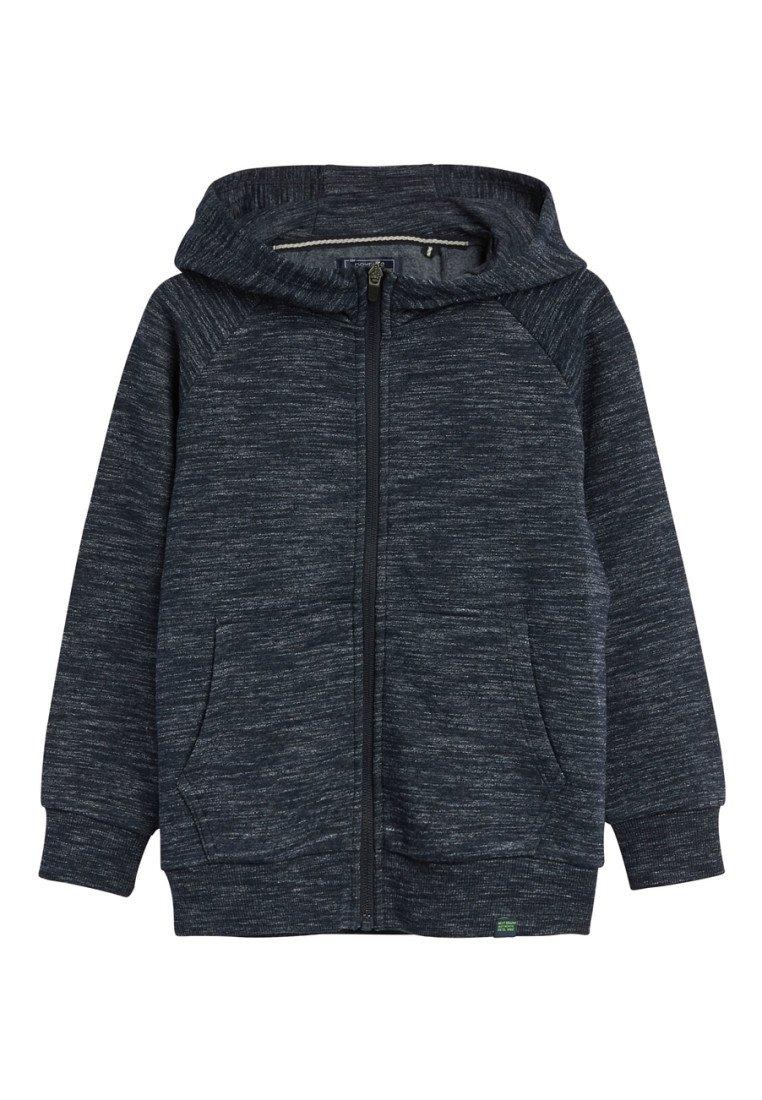 Next - Zip-up sweatshirt - blue