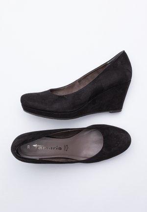 Sleehakken - black