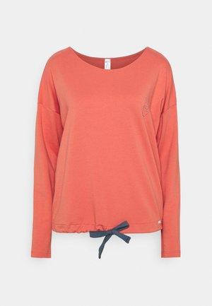 DAMEN LANGARM - Pyjama top - faded rose