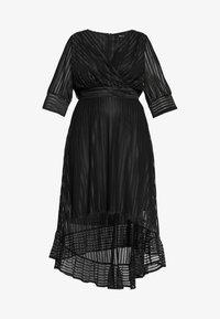 TFNC Curve - TEGEAN - Koktejlové šaty/ šaty na párty - black - 4