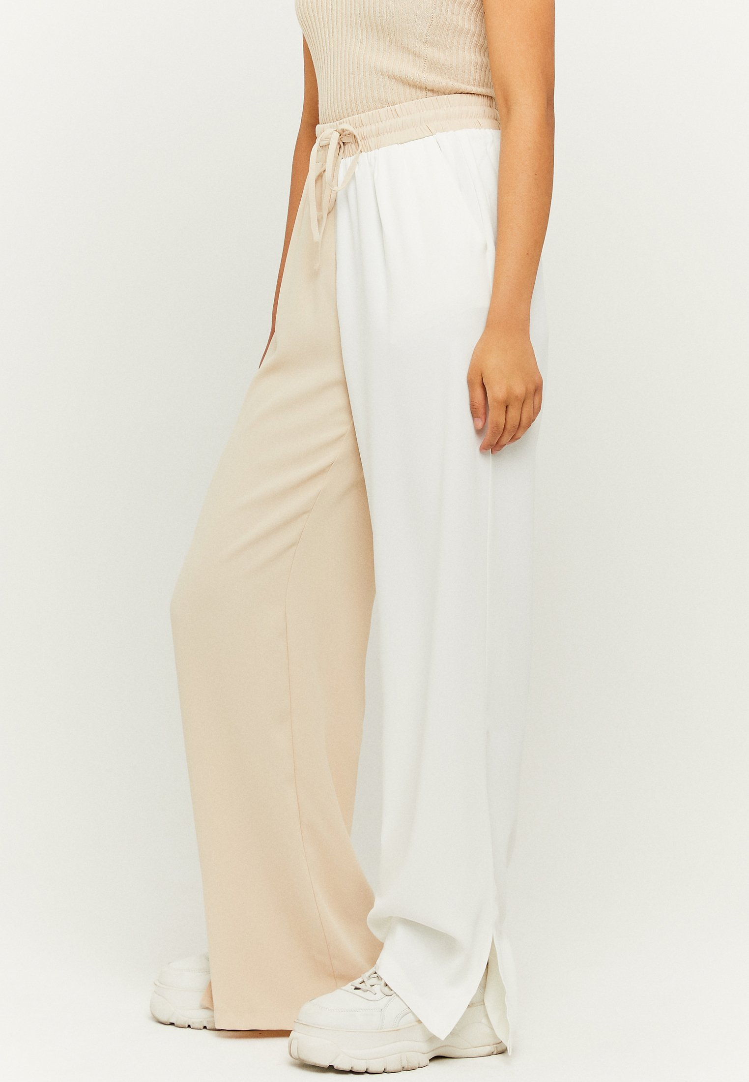 Femme HIGH WAIST - Pantalon classique