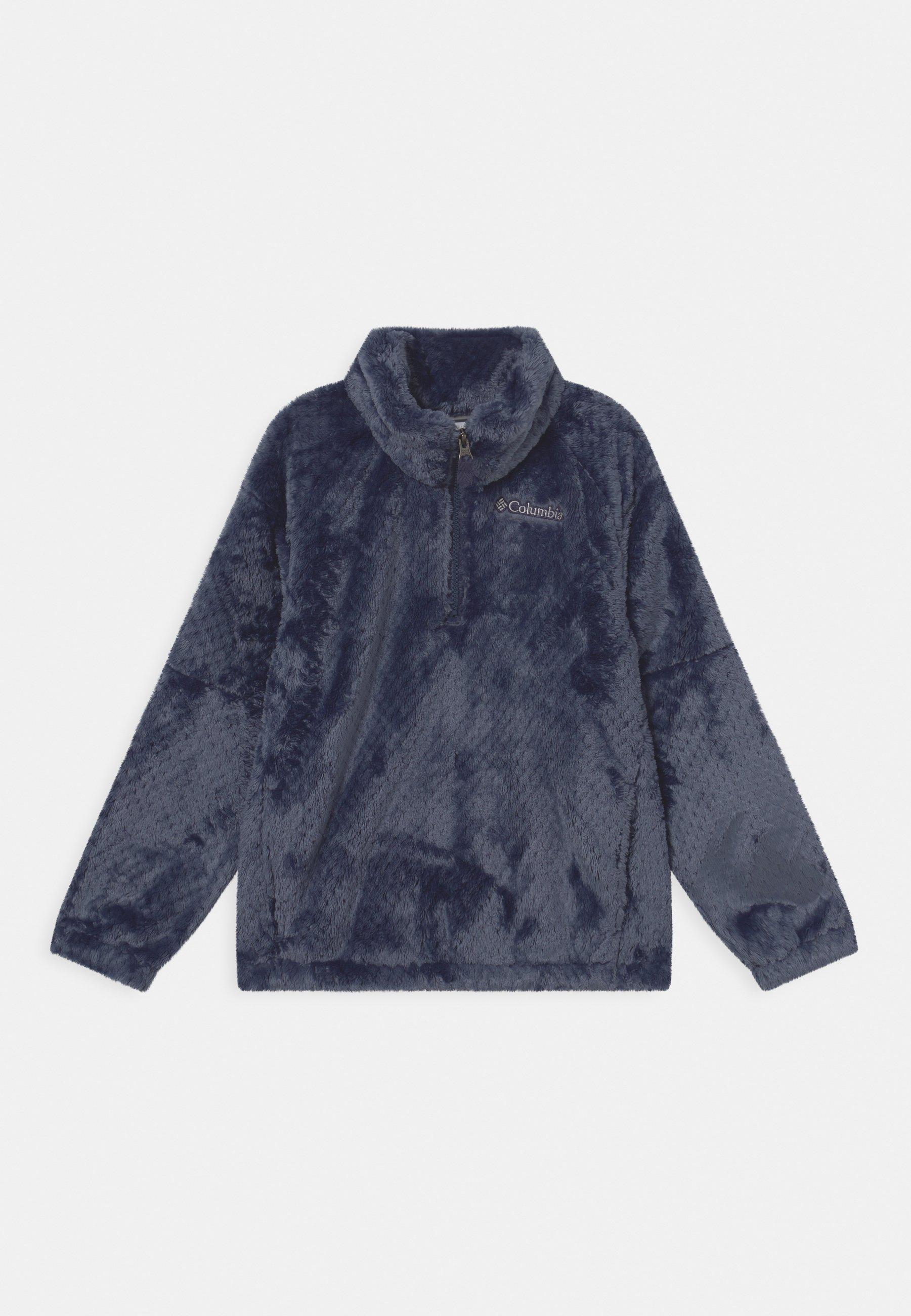 Kids FIRE SIDE™ HALF ZIP UNISEX - Fleece jumper
