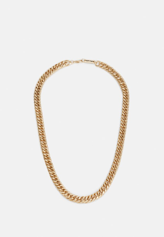 HEAVY LINK NECKLACE - Collier - gold-coloured