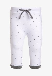 Noppies - Tracksuit bottoms - white - 0