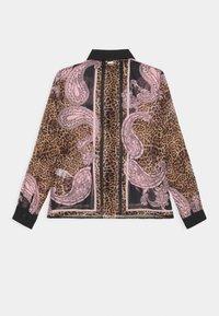 Liu Jo Jeans - CAMICIA GEORGETTE - Button-down blouse - beige - 1
