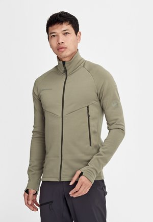 ACONCAGUA  - Fleece jacket - tin