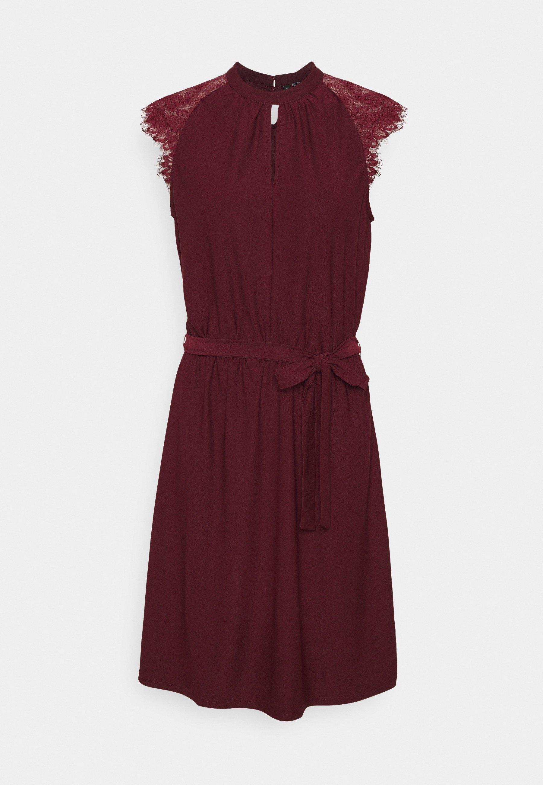 Women VMMILLA SHORT DRESS - Day dress