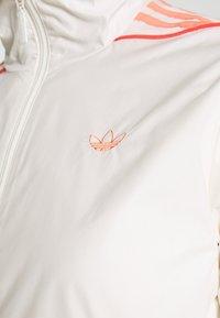 adidas Originals - FAKTEN SPORT INSPIRED TRACK TOP - Training jacket - chalk white - 5