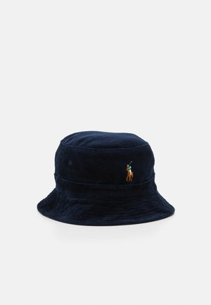 BUCKET HAT - Sombrero - hunter navy