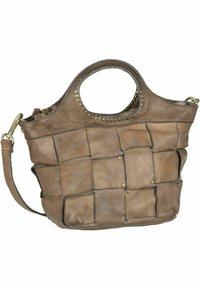 Campomaggi - Handbag - grigio perla - 2