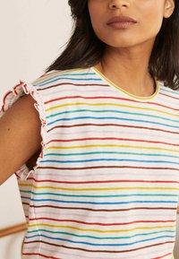 Boden - Print T-shirt - regenbogenfarben - 3