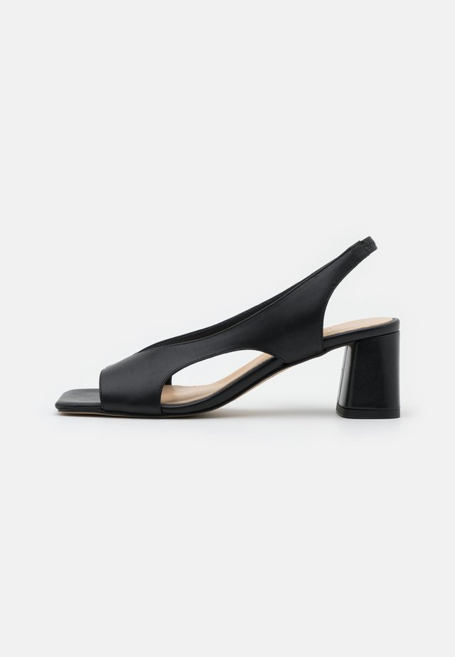 CASIS - Sandaler - noir