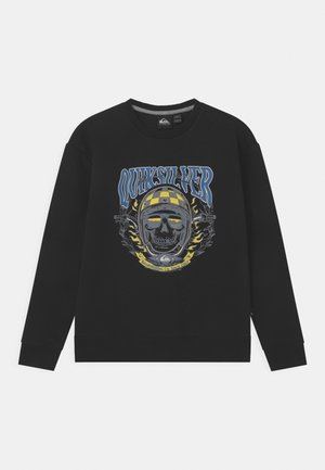 BIKE SKULLS CREW - Sweatshirt - black