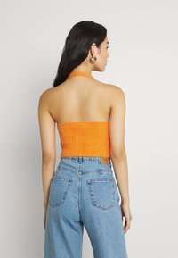 The Ragged Priest - BUGHALTER - Top - orange - 2