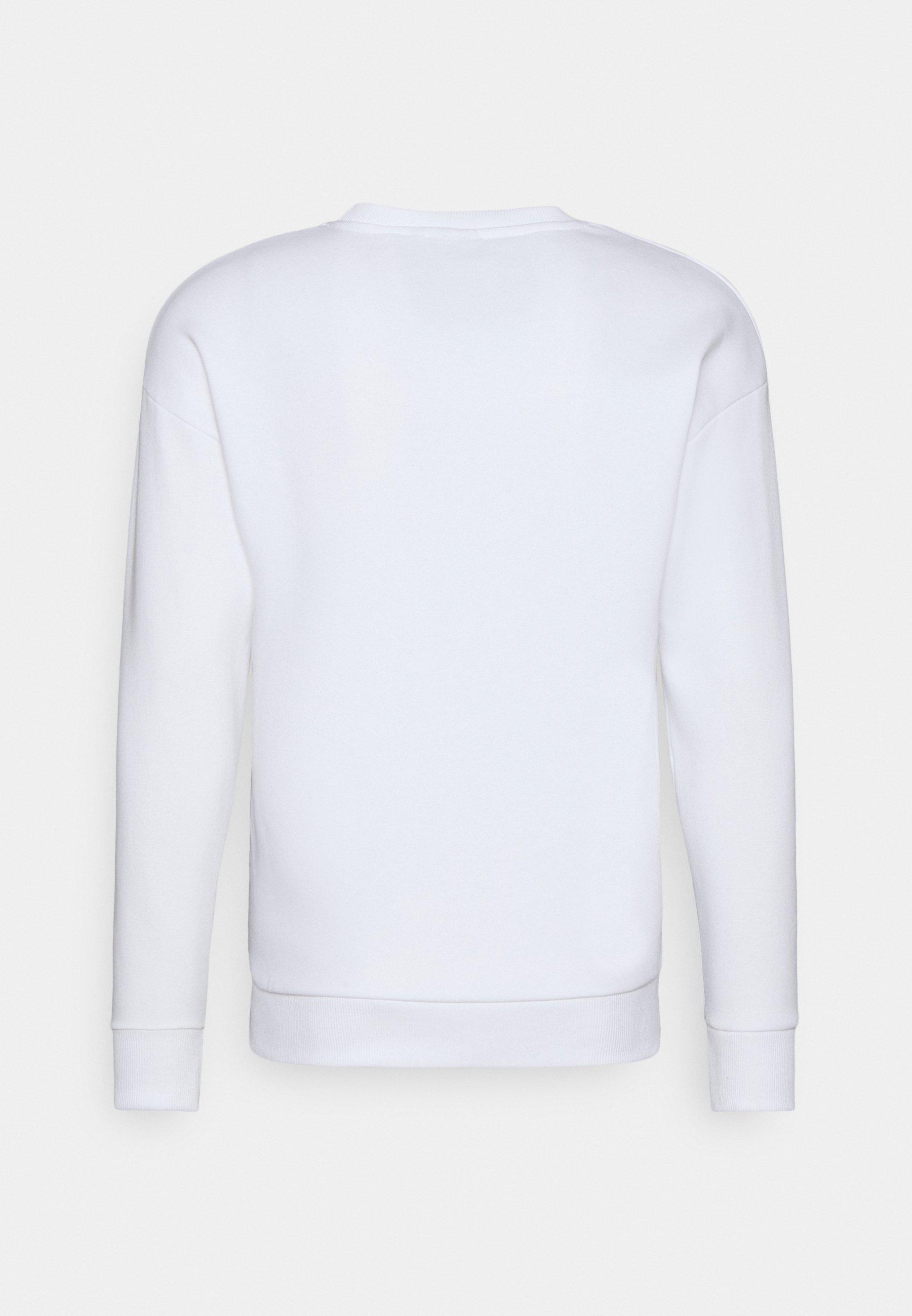 274 Flame - Bluza White