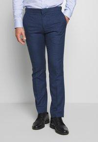 Ben Sherman Tailoring - BRIGHT FLECK SUIT SLIM FIT - Kostym - blue - 4