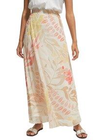 comma - BEDRUCKTER - A-line skirt - coral leaf - 4